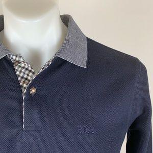 Hugo Boss Long-Sleeve Polo